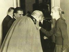 EVITA EN ABRIL DE 1952