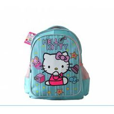 Hello Kitty New Kids BackPack Schoolbag - Hello Kitty SchoolBag - Hello Kitty Stores :: BeardBrother Hello Kitty Bag, Kids Backpacks, New Kids, School Bags, Cosmetic Bag, Fashion Bags, Lunch Box, Shoulder Bag, Fashion Handbags