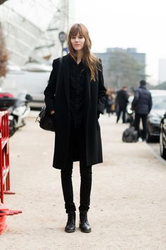 An Ode to Great Dane Freja Beha Erichsen: The O.G. of Model-Off-Duty Street Style