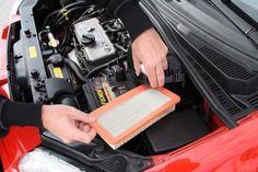 ΚΟΛΠΑ-TIPS: Αλλαγή φίλτρου αέρα του κινητήρα