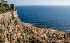 Monemvasia, Greece.