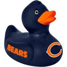 Chicago Bears Rubber Duck | eBay