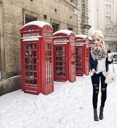 Elsa en Londres  NM