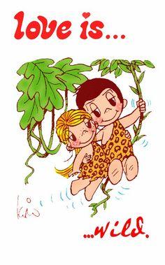 thk: Love is swinging