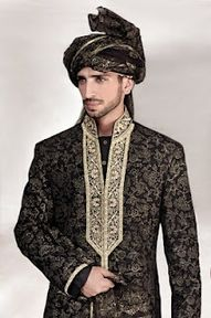 Sherwani for men are adorned at marriage for getting the complete loo