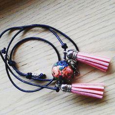 Naszyjnik i bransoletka w jednym  #folk & #boho #takie #nowosci #modniepodgiewontem #naskie Headphones, 21st, Anna, Boho, Bracelets, Instagram Posts, Headpieces, Ear Phones, Bracelet
