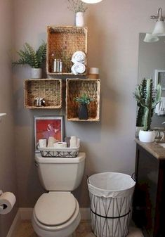 If one space of the house might be ranked most necessary, it must be the bedroom and loo. Not solely is it your private, non-public area. It is a sanc... ,  #bathroom #DIYbathroom #DIYideas