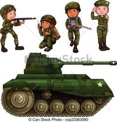 simple us marine tank clipart - Google Search
