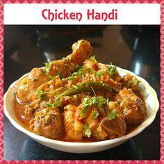 Chinu's Kitchen Corner: Chicken Handi/ Murgh Handi