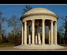 Temple of Love in Versailles, France