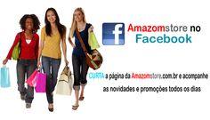 Amazomstore um Mundo de Ofertas para Você  Confira as novidades em Ofertas que Preparamos   para Você.  Amazomstore.com.br
