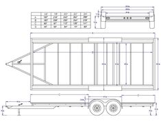 Fifth Wheel Trailers – The Towing Guide Car Hauler Trailer, Trailer Diy, Trailer Plans, Trailer Build, Tiny House Trailer, Homemade Trailer, Volkswagen, Best Trailers, Travel Trailers