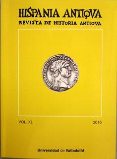 Hispania Antiqua. + info: http://www.publicaciones.uva.es/Buscador.aspx?txtBusqueda=HISPANIA%20ANTIQ&txtFamilia=Humanidades%20/%20Revistas