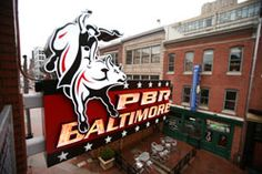 PBR Baltimore; Baltimore, MD. Ride the bull at this county-rockin' bar!