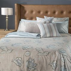 Designer duvet cover set   Matching pillowcases