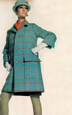 Marisa Berenson by Penn. Vogue 1967
