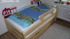 . - obrázek číslo 1 Toddler Bed, Furniture, Home Decor, Homemade Home Decor, Home Furnishings, Decoration Home, Arredamento, Interior Decorating