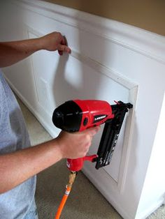 Wainscoting Tutorial