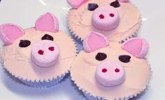 Cupcakes - Pigs