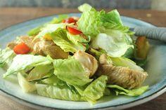 Teriyaki Chicken Salad Recipe