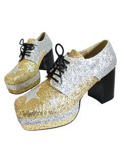 Lord John Mens Platform Shoes