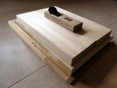 Modrotlačová forma 6 Butcher Block Cutting Board, Shapes