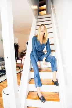 go behind the scenes with martha hunt the coveteur free people blog