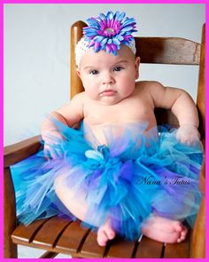 Baby in #Tutu