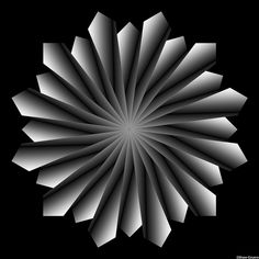 Symmetry Symptom is an online mood board for inspiration and promotion of good design. Focusing on graphic design, photography, architecture, typography,. Illusion Kunst, Illusion Art, Art Optical, Optical Illusions, Eyes Game, Grayscale Image, Pop Art Wallpaper, Abstract Pictures, Principles Of Art