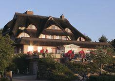 Abendsonne auf der Caféterrasse von Haus Namenlos.  #Café #Namenlos