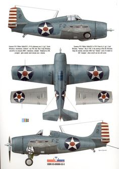 aircraft profiles f4f wildcat - Google Search