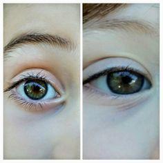 Gli occhi meravigliosi delle mie bambine
