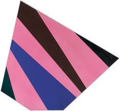 Kenneth Noland, Determined Course, 1976 http://www.wikipaintings.org/en/kenneth-noland/determined-course-1976