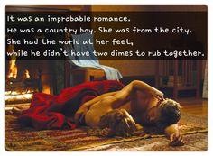 #quote Movie Quotes - The Notebook (Ryan Gosling, Rachel McAdams)