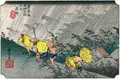 Tokaido45 Shono - Ukiyo-e - Wikipedia, the free encyclopedia
