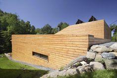 Family House In Myslin / Aulík Fišer Architects