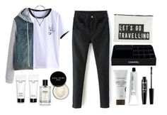 """h e y"" by credendovides ❤ liked on Polyvore featuring L:A Bruket, Bobbi Brown Cosmetics, House Doctor and Chanel"