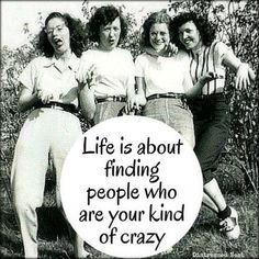 I think it's safe to say we've found our tribe.Junkin' Sisters Tribe on fb Girlfriend Quotes, Me As A Girlfriend, Friend Friendship, Friendship Quotes, Sisterhood Quotes, Tribe Quotes, Call My Friend, Youre My Person, Art Prints Quotes