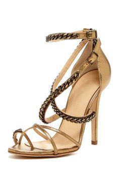 71d863a2900 Chain Sandal. Dina Samir · Shoes mania
