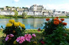 Castelo de Amboise, no Vale do Loire