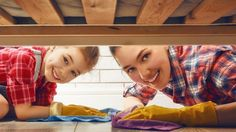 Additional Light Activity, Such as Chores, Linked to Reduced Risk of Depression in Adolescents Grand Menage, Spring Cleaning Checklist, Adolescents, Declutter Your Home, Daily Activities, Good Parenting, Alter, Clean House, Kids Bedroom