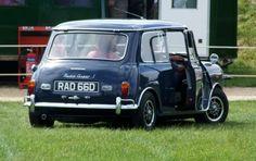 RAD 66 D .. Radford hatch Coach Builders, Mini Clubman, Rear Ended, Mini Cooper S, Classic Mini, Hatchbacks, Van, Minis, Wood