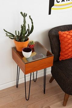$170 Gallery Side Table -- Urban Outfitters