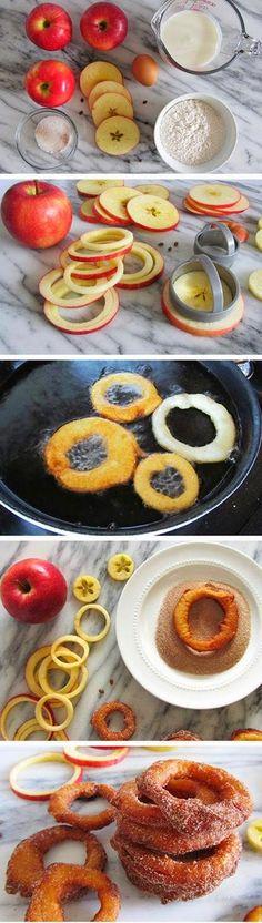Food & Drink: Apple sponge on the way