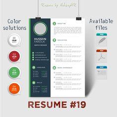 Resume #19