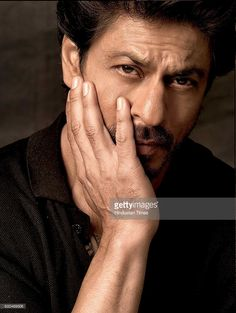 Bollywood actor Shah Rukh Khan poses during an exclusive interview with Brunch-Hindustan Times, on January 6, 2017 in Mumbai, India. During an interview actor said, 'in life, it's not special to be special. But it's special to be ordinary. My films are all about that. I show the inside of a good outside hero. I'm ordinary in my beliefs. I'm simple, ugly and boring, but I'm grateful to be me. I've arrived because I'm me. I do what I do because I'm me. I don't know how else to be grateful. And…