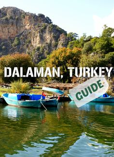 Dalaman travel guide - discover a beautiful region in Turkey Travel Guide, Turkey, Beautiful, Turkey Country, Travel Guide Books