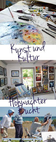 #hohwachterbucht #kunst #kultur #ateliers #galerien #urlaub #ostsee #schleswigholstein #hohwacht #blekendorf #lütjenburg #behrensdorf #panker #selent