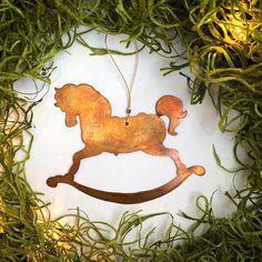 vintage rockinghorse – Thistlehandmade Dinosaur Stuffed Animal, Ornaments, Toys, Animals, Vintage, Activity Toys, Animales, Animaux, Clearance Toys