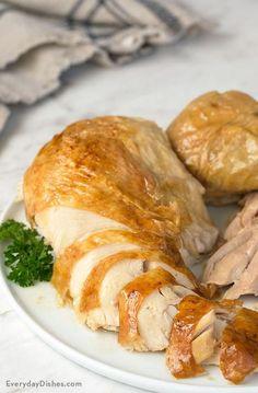 Moist Turkey for Thanksgiving Video